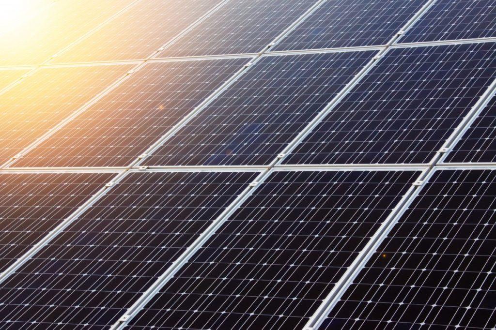 Возобновляемая энергия солнца
