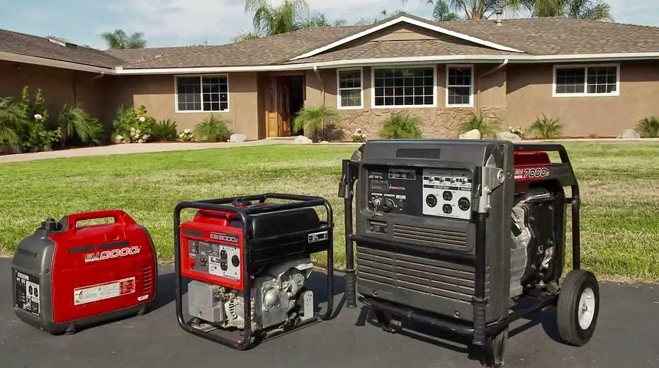лектростанции для загородного дома
