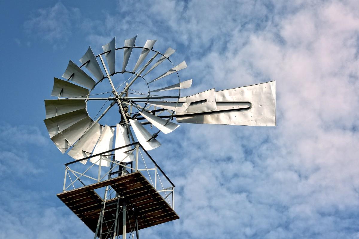 Ветровая электростанция для загородного дома